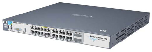ProCurve Switch 3500yl-24G-PWR Intelligent Edge
