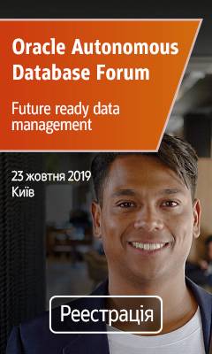 Oracle Autonomous Database Forum 2019